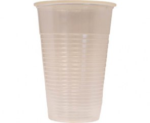 7oz clear plastic cups