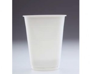 Tedeco Plastic Tall White